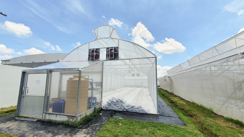 ระบบเกษตร Smart Farm ยุคดิจิทัล - SPsmartplants - โรงเรือนปลูกพืชอัจฉริยะ  โดยบริษัท คูโบต้า รีเสิร์ช แอนด์ เดเวลลอปเมนท์ เอเชีย จำกัด (ครั้งที่ 2)